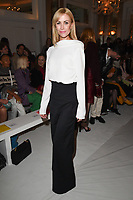 Katherine Kelly at the Jasper Conran Spring Summer 2018 show as part of London Fashion Week, London, UK. <br /> 16 September  2017<br /> Picture: Steve Vas/Featureflash/SilverHub 0208 004 5359 sales@silverhubmedia.com