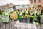 Member of the Listowel Tidy Town's Group who took part in the Listowel Parade.