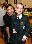 St Cuthberts Mother and Daughter Breakfast. Nanogirl (Michelle Dickinson MNZM) key note speaker. St Cuthbert's College, Auckland, New Zealand. Friday 16 September 2016. Photo: Simon Watts/www.bwmedia.co.nz