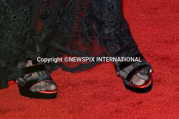 """HEIDI KLUM.FEET FASHION_from tattoos, fish-net tights to animal print heels the stars made a statement..American Music Awards 2010,Nokia Theatre, Los Angeles_21/10/2010.Mandatory Photo Credit: ©Dias/Newspix International..**ALL FEES PAYABLE TO: """"NEWSPIX INTERNATIONAL""""**..PHOTO CREDIT MANDATORY!!: NEWSPIX INTERNATIONAL(Failure to credit will incur a surcharge of 100% of reproduction fees)..IMMEDIATE CONFIRMATION OF USAGE REQUIRED:.Newspix International, 31 Chinnery Hill, Bishop's Stortford, ENGLAND CM23 3PS.Tel:+441279 324672  ; Fax: +441279656877.Mobile:  0777568 1153.e-mail: info@newspixinternational.co.uk"""