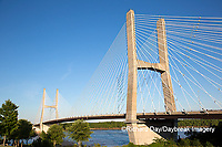 65095-02315 Bill Emerson Memorial Bridge over Mississippi River Cape Girardeau, MO