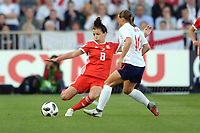 183108 Wales v England FIFA Women's football