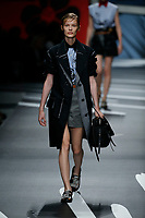 SEPT PRADA show at Milan Fashion Week
