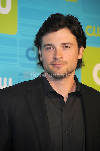 Tom Welling at the 2010 CW Upfront Green Carpet Arrivals at Madison Square Garden in New York City. May 20, 2010.Credit: Dennis Van Tine/MediaPunch