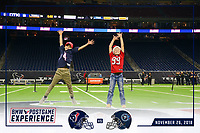 2018-11-26 Texans BMW Luxe Experience