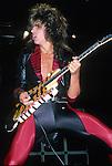 George Lynch of Dokken 1986
