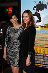 LOS ANGELES, CA - FEB 16: Michaela Watkins; Erinn Hayes at the premiere of Universal Pictures' 'Wanderlust' held at Mann Village Theatre on February 16, 2012 in Los Angeles, California