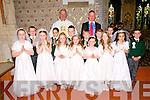 Gael Scoil, Listowel 1st communion: