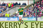 Alan Fitzgerald Kerry in action against  Donegal in Division One of the National Football League at Austin Stack Park Tralee on Sunday.