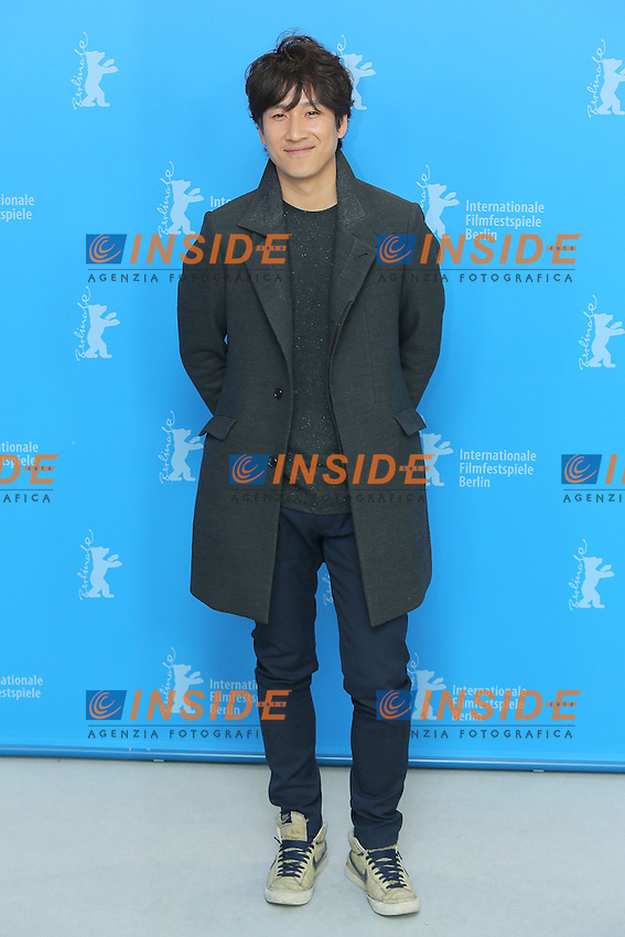 Lee Sunkyun. Berlin 15/02/2013. 63th Berlinale 'Nobody's Daughter Haewon' photocall. foto Mark Cape/Insidefoto