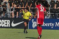 LAKEWOOD RANCH, FL - December 3, 2016: U-15/16 Atlanta United FC vs Real Salt Lake at the 2016 Nike International Friendlies at Premier Sports Campus.