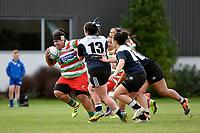 Rebecca Liua'ana Trophy - Petone Women v Hutt Old Boys Marist Women at Hutt Recreation Ground, Lower Hutt, New Zealand on Saturday 18 July 2020. <br /> Photo by Masanori Udagawa. <br /> www.photowellington.photoshelter.com