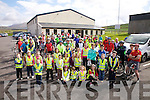 A large turn out for the Foilmore Annual 5K Walk and 47K or 60K Cycle to raise funds for the Foilmore Community Centre.