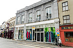 The former Dunnes Stores building in Tralee town centre is for sale.