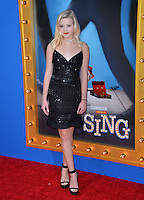 LOS ANGELES, CA. December 3, 2016: Ava Phillippe, daughter of Reese Witherspoon &amp; Ryan Phillippe, at the world premiere of &quot;Sing&quot; at the Microsoft Theatre LA Live.<br /> Picture: Paul Smith/Featureflash/SilverHub 0208 004 5359/ 07711 972644 Editors@silverhubmedia.com