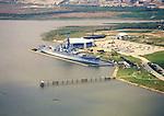 Aerial Photographs of  USS Alabama, BB-60, Battleship Memorial park | Mobile, AL