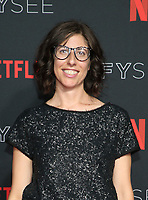LOS ANGELES, CA - MAY 30: Carly Mensch, at the #NETFLIXFYSEE Glow Event at NETFLIX FYSEE Raleigh Studios in Los Angeles, California on May 30, 2018. <br /> CAP/MPIFS<br /> &copy;MPIFS/Capital Pictures