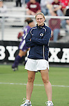 Christie Welsh, U.S. national team player, worked as an assistant for Penn State. The University of Portland Pilots defeated the Penn State University Nittany Lions 3-2 in a penalty kick shootout after the teams played to a 0-0 overtime tie at Aggie Soccer Stadium in College Station, Texas, Friday, December 2, 2005.