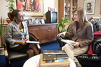 Capitol Hill Association Advocacy Office Visits<br /> Client: Women, Infants and Children<br /> Date:  <br /> Photographer: Mark Finkenstaedt<br /> Location: Capitol Hill - Rayburn - Senate and House OB's<br /> Caption: Women, Infants and Children Capitol Hill Association Advocacy Office Visits