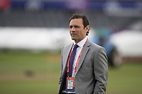Mark Ramprakash pre match during West Indies vs New Zealand, ICC World Cup Warm-Up Match Cricket at the Bristol County Ground on 28th May 2019