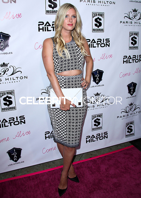 WEST HOLLYWOD, CA, USA - JULY 10: Nicky Hilton arrives at Paris Hilton's 'Come Alive' Single Release Party held at 1OAK on July 10, 2014 in West Hollywood, California, United States. (Photo by Xavier Collin/Celebrity Monitor)