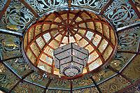 Chandelier for sale, Khan el Khalili Bazaar, Cairo, Egypt