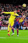 2015-02-01-FC Barcelona vs Villarreal CF: 3-2.