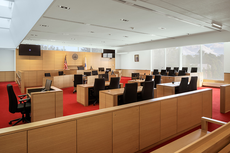 Greenfield Mass Franklin County Justice Center   Leers Weinzapfle Associates