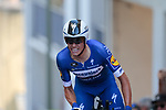 Enric Mas (ESP) Deceuninck-Quick Step on the 17% climb during Stage 13 of the 2019 Tour de France an individual time trial running 27.2km from Pau to Pau, France. 19th July 2019.<br /> Picture: Colin Flockton | Cyclefile<br /> All photos usage must carry mandatory copyright credit (© Cyclefile | Colin Flockton)