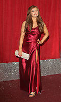 Maisie Smith at The British Soap Awards 2019 arrivals. The Lowry, Media City, Salford, Manchester, UK on June 1st 2019<br /> CAP/ROS<br /> ©ROS/Capital Pictures