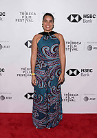 "NEW YORK CITY - APRIL 22: Adjani Costa attends National Geographic's ""Into The Okavango"" Screening at Tribeca Film Festival at Tribeca Festival Hub on April 22, 2018 in New York City. (Photo by Anthony Behar/National Geographic/PictureGroup)"