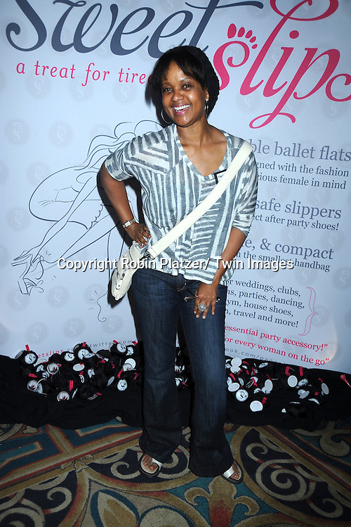 Tonya Lee Williams  attending The Gifting Suite for the Daytime Emmy Awards on June 18, 2011 at The Las Vegas Hilton in Las Vegas, Nevada. Off The Wall  Productions produced the Gifting Suite.