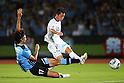 Masakatsu Sawa (Reysol), July 16, 2011 - Football : 2011 J.LEAGUE Division 1, 5th Sec match between Kawasaki Frontale 3-2 Kashiwa Reysol at Kawasaki Todoroki Stadium, Kanagawa, Japan. (Photo by Daiju Kitamura/AFLO SPORT) [1046]