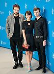 Actor Robert Pattison, Dane DeHaan, and Alessandra Mastroniardi promotes his film Life during the LXV Berlin film festival, Berlinale at Potsdamer Straße in Berlin on February 9, 2015. Samuel de Roman / Photocall3000 / Dyd fotografos-DYDPPA.
