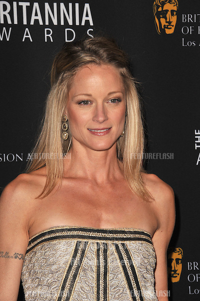Teri Polo at the 2011 BAFTA/LA Britannia Awards at the Beverly Hilton Hotel..November 30, 2011  Beverly Hills, CA.Picture: Paul Smith / Featureflash