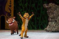 """SAO PAULO, SP, 05.06.2018 - MUSICAL SP- O espetáculo musical """"Disney On Ice"""" acontece durante os dias 4 a 10 de Junho no Ginásio do Ibirapuera, zona Sul de São Paulo. (Foto: Ciça Neder / Brazil Photo Press)."""