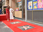 a_Idina Menzel, Kristen Bell -Double Stars 008 ,  Kristen Bell And Idina Menzel  Honored With Stars On The Hollywood Walk Of Fame on November 19, 2019 in Hollywood, California