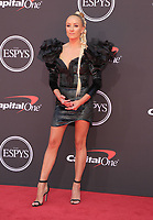 10 July 2019 - Los Angeles, California - Nastia Liukin. The 2019 ESPY Awards held at Microsoft Theater. Photo Credit: PMA/AdMedia