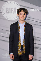 Alex Lawther<br /> at the British Independent Film Awards 2016, Old Billingsgate, London.<br /> <br /> <br /> ©Ash Knotek  D3209  04/12/2016