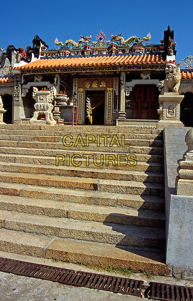 Pak Tai Temple, Cheung Chau Island, Hong Kong, China