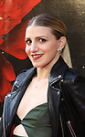 "Annaleigh Ashford attends the Broadway Opening Night Performance of ""Hadestown"" at the Walter Kerr Theatre on April 17, 2019  in New York City."