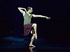 Terra Incognita<br /> by Shobana Jeyasingh <br /> Music by Gabriel Prokofiev<br /> Designed by Jean-Marc Puissant <br /> Lighting by Lucy Carter <br /> Rambert Dance at Sadler's Wells, London, Great Britain <br /> 18th November 2014 <br /> rehearsal <br /> <br /> Luke Ahmet <br /> <br /> <br /> <br /> Photograph by Elliott Franks <br /> Image licensed to Elliott Franks Photography Services