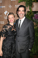 LOS ANGELES - FEB 20:  Amy Smart, Carter Oosterhouse at the Global Green 2019 Pre-Oscar Gala at the Four Seasons Hotel on February 20, 2019 in Beverly Hills, CA