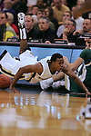 20329November09: In game action at Joel ColiseumWinston SalemNorth Carolina as Wake Forest guard Ishmael Smith dives for the ball in the second half as Wake loses to the Tribe 78-68.Mandatory Credit:Jim Dedmon/ Southcreek Global, NCAA Basketball Wake lose to William and Mary 78-68