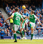 James Tavernier scores the second for Rangers