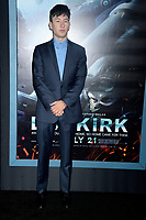 Barry Keoghan bei der Premiere des Kinofilms 'Dunkirk' im AMC Lincoln Square IMAX. New York, 18.07.2017