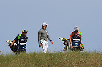 Haydn Porteous (RSA) on the 5th during Round 1 of the Aberdeen Standard Investments Scottish Open 2019 at The Renaissance Club, North Berwick, Scotland on Thursday 11th July 2019.<br /> Picture:  Thos Caffrey / Golffile<br /> <br /> All photos usage must carry mandatory copyright credit (© Golffile | Thos Caffrey)