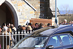 Funeral of Errol Dunne Clogherhead