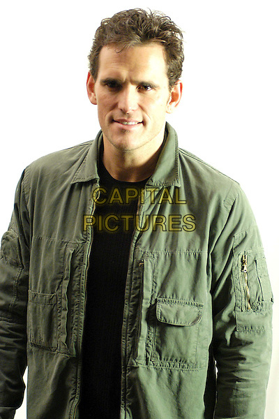 "MATT DILLON .Photocall for ""Factotum"" at cinema 4 fontane, Rome, Italy..March 27th, 2006.Ref: CAV.half length green jacket.www.capitalpictures.com.sales@capitalpictures.com.© Capital Pictures."