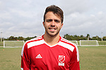 10 January 2016: Rodrigo Saravia (GUA) (FGCU). The adidas 2016 MLS Player Combine was held on the cricket oval at Central Broward Regional Park in Lauderhill, Florida.